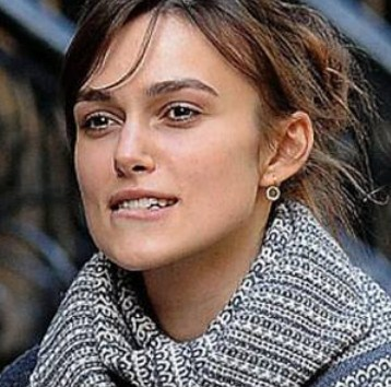 Keira Knightley No Makeup Celeb Without Makeup
