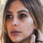 Kim Kardashian Without Makeup