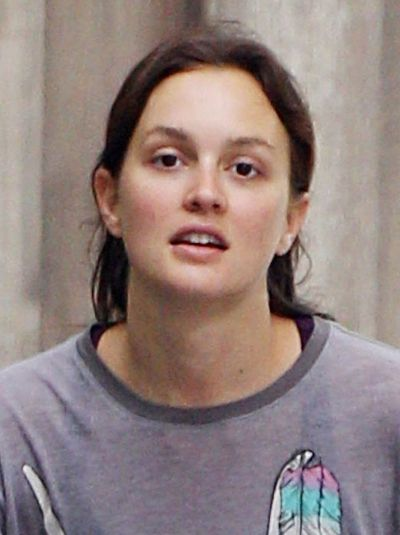 Leighton Meester No Makeup Images