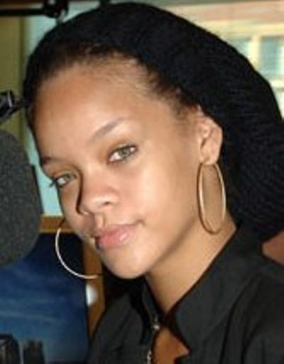 Rihanna Without Makeup