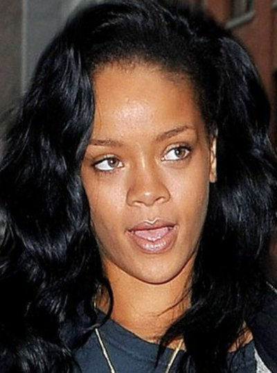 Rihanna No Makeup Pictures