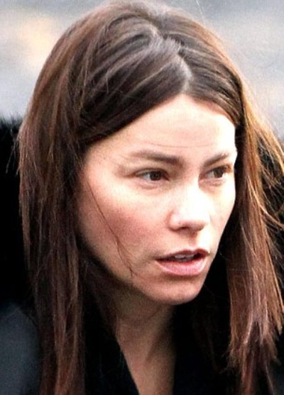 Sofia Vergara Without Makeup