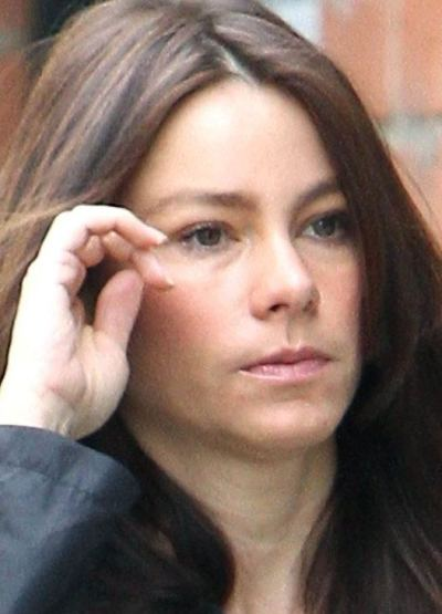 Sofia Vergara No Makeup Pictures