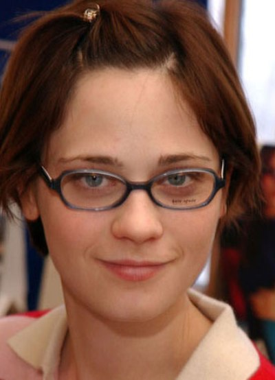Zooey Deschanel No Makeup Celeb Without Makeup
