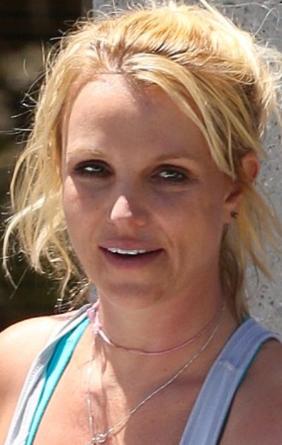 Britney Spears Without Makeup Pictures