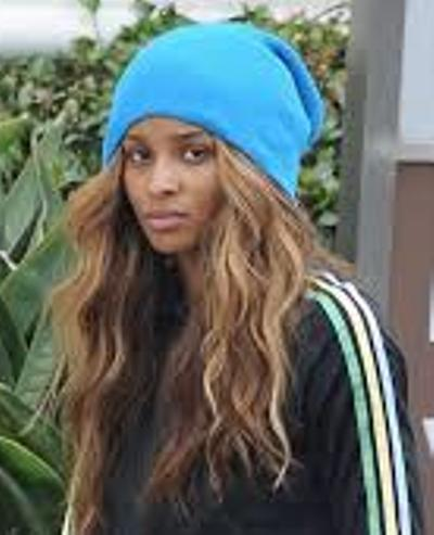 Ciara No Makeup