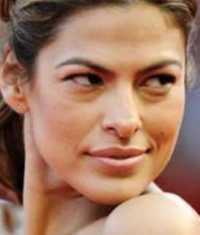 Eva Mendes No Makeup Pictures