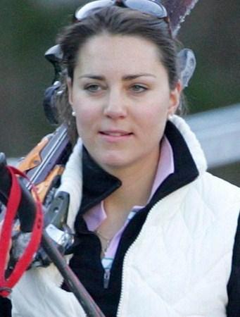 Kate Middleton No Makeup
