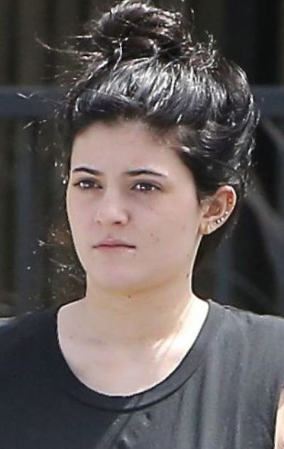 Kylie Jenner No Makeup Pictures