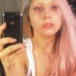 Lady Gaga No Makeup