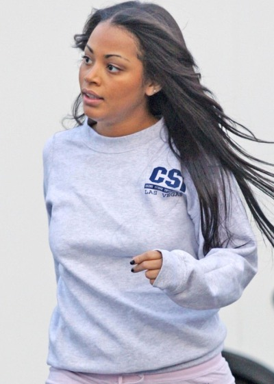 Lauren London Without Makeup