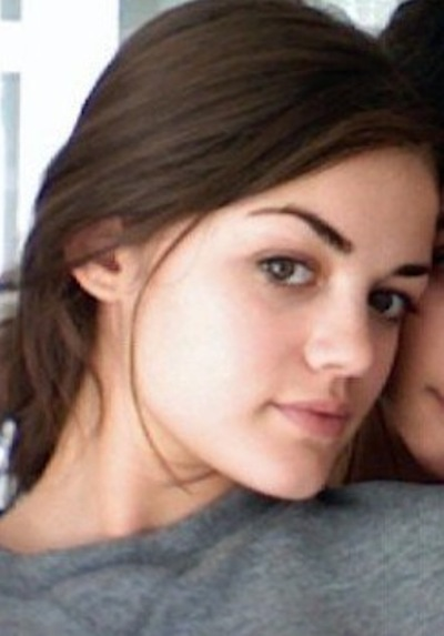 Lucy Hale No Makeup Pictures