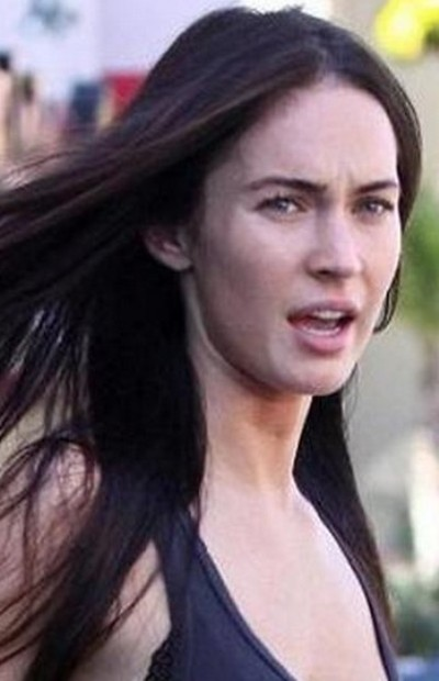 Megan Fox No Makeup Pictures