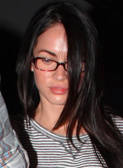 Megan Fox Without Makeup Photos