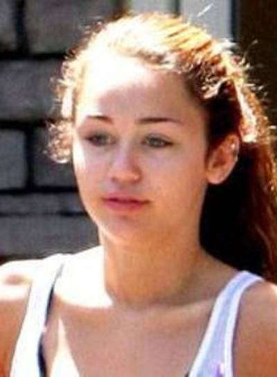 Miley Cyrus Without Makeup Related Keywords & Suggestions - Miley ...