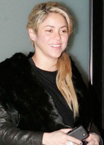 Shakira No Makeup