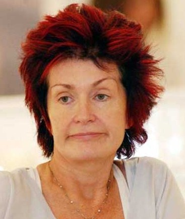 Sharon Osbourne No Makeup