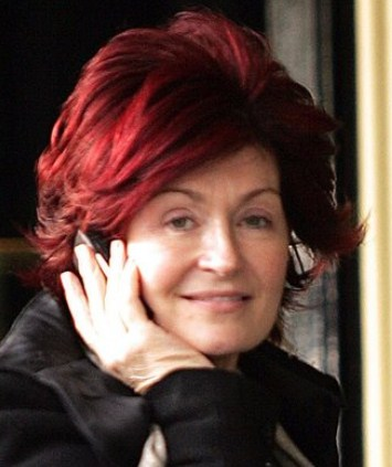 Sharon Osbourne Without Makeup