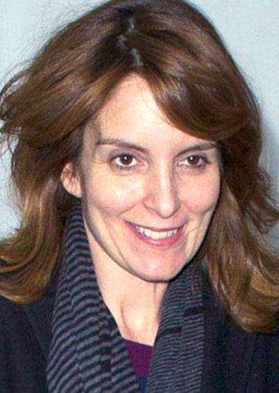Tina Fey Without Makeup