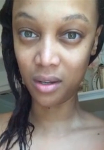 Tyra Banks Without Makeup Pictures