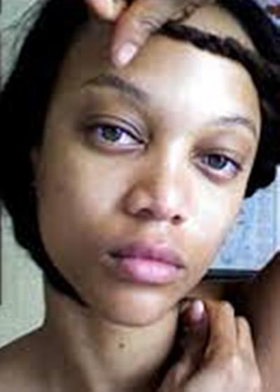 Tyra Banks Without Makeup Pictures Celeb Without Makeup