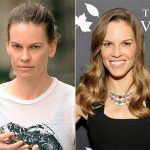 Hilary Swank Without Makeup Picture