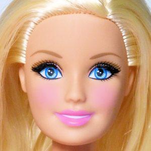 Barbie with Makeup