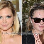 Kate Upton without Makeup| Still Looks Gorgeous
