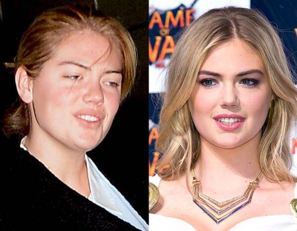 Kate Upton without any makeup