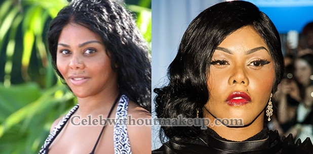 Lil Kim No Makeup On