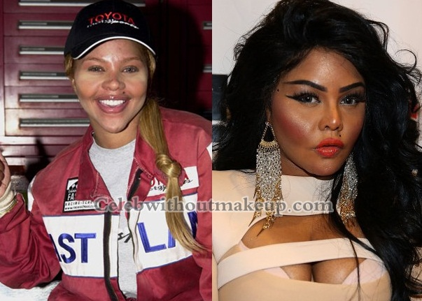 Lil Kim Without Makeup Celeb Without Makeup