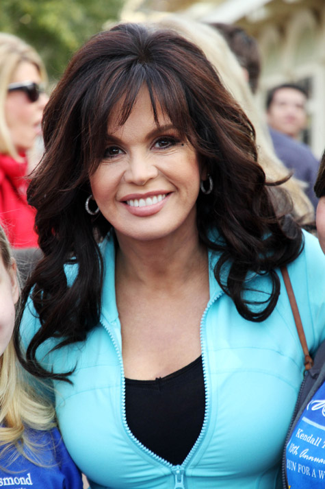 Marie Osmond Without Makeup