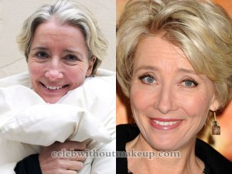 Emma Thompson No Makeup