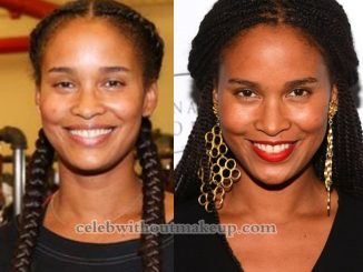 Celeb No Makeup, Celeb Without Makeup, Joy Bryant Before After Makeup, Joy Bryant Makeup, Joy Bryant No Makeup, Joy Bryant Without Makeup