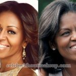Michelle Obama No Makeup