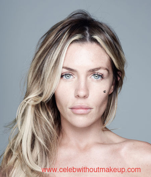 Abbey Clancy No Makeup