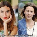 alexa chung celeb without makeup 4