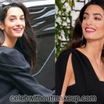 Amal Clooney Celeb Without Makeup 1