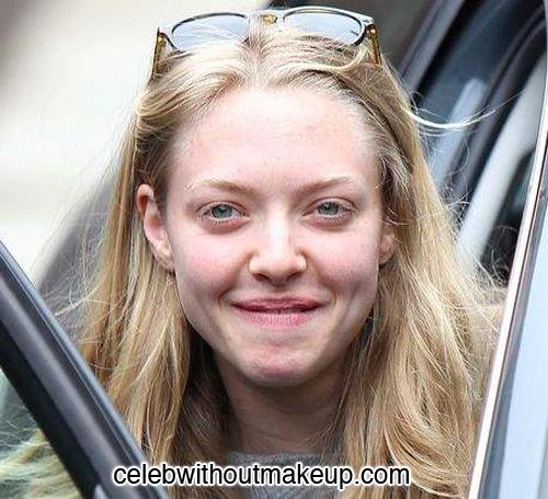 Amanda Seyfried Celeb Without Makeup 2