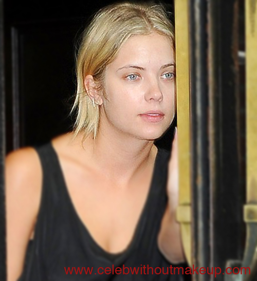 ashley benson celeb without makeup 1