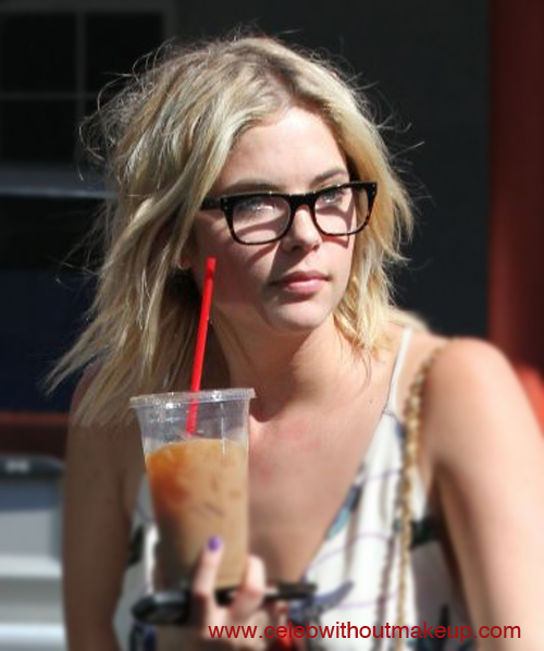 ashley benson celeb without makeup 3
