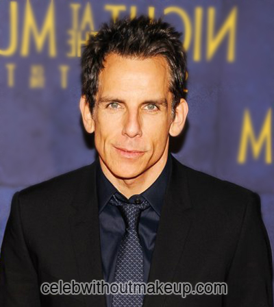 Ben Stiller With Makeup 1
