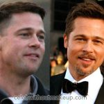 Brad Pitt Without Makeup