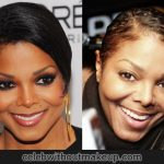 janet jackson without makeup
