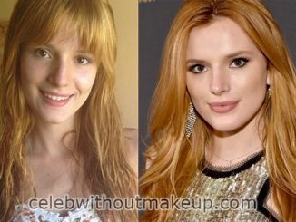 Bella Thorne No Makeup