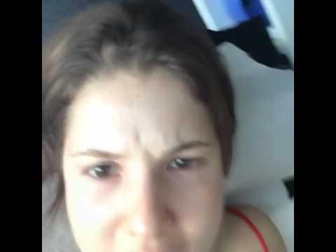 Amanda Cerny without makeup
