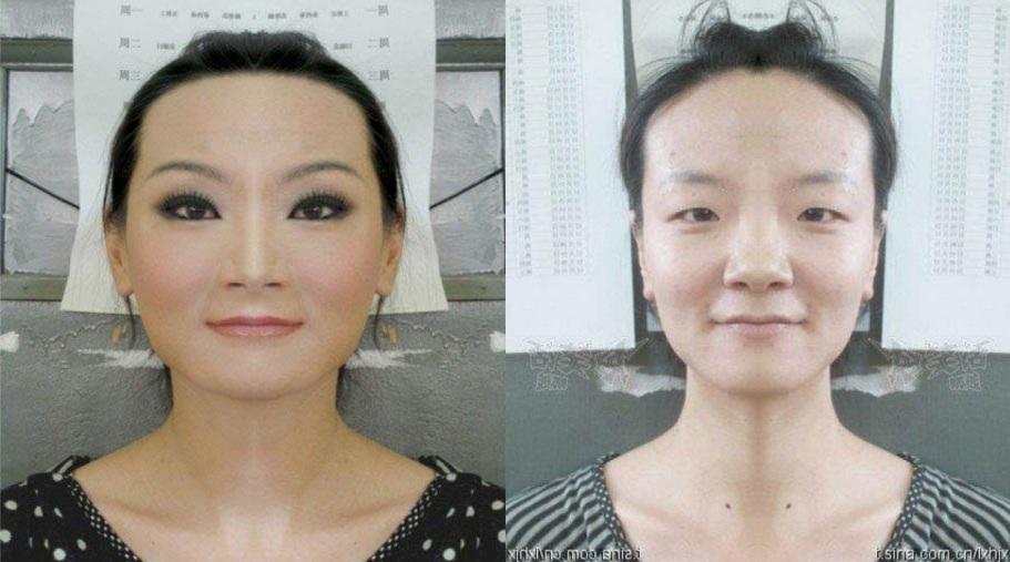 Asa Akira No Makeup