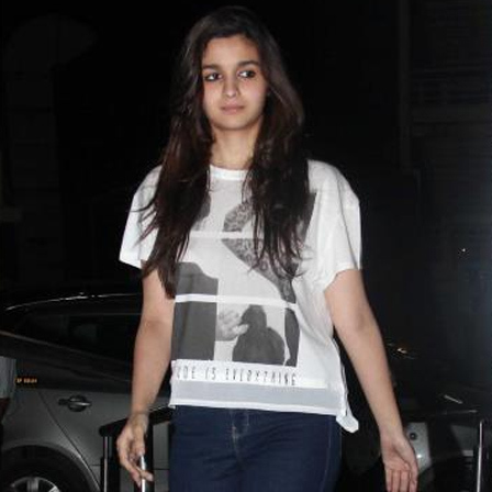 Photos of Alia Bhatt Without Makeup