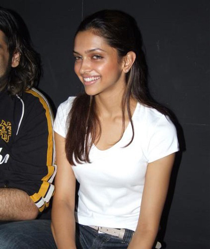 Deepika Padukone Without Makeup On