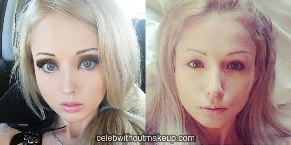 Human Barbie No Makeup